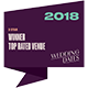 Winner top rated venus 2018