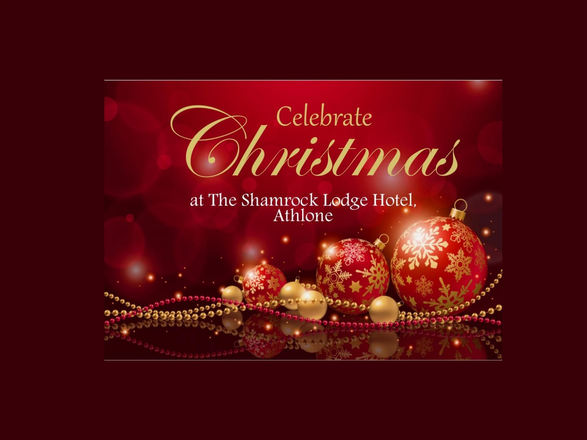 Christmas Party Venues Athlone | Shamrock Lodge Hotel | Christmas ...